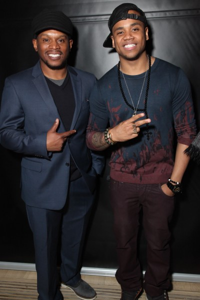 013 Sway and Mack Wilds