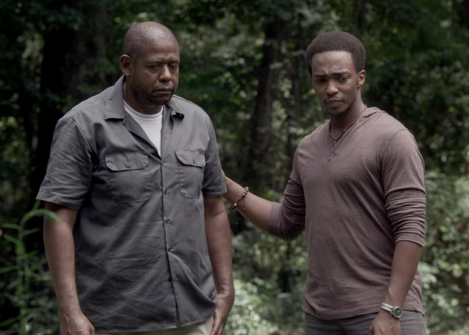Trailer Premiere: REPENTANCE starring Forest Whitaker, Anthony Mackie, Mike Epps, Sanaa Lathan and Nicole Ari Parker