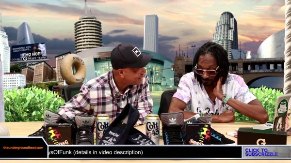 Russell Simmons and Snoop Talk Everything: Great Interview