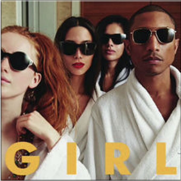 Pharrell Talks GIRL Album Cover Controversy and Being a Black Man