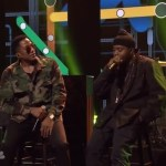 "Nas and Q-Tip Give Classic Performance of ""One Love"" with The Roots 2"