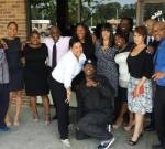 Former WOWI Staff Gathers for KJ Holiday Funeral Pic 1