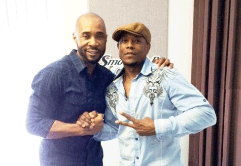 Calvin Richardson Shows Love to Smooth R&B 105.7