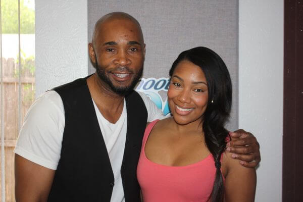 Ashley Kimbrae Shows SMOOTH R&B 105.7 That Music Matters