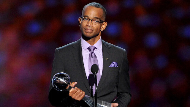 Stuart Scott is Courage Personified and Delivers Life Changing 2014 ESPYS Speech