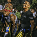 Chris Brown, Nelly, Wale And Other Artists PUT HANDS Up for Ferguson 2