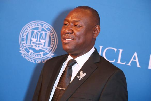 BEVERLY HILLS, CALIFORNIA - APRIL 04: Benjamin Crump attends UCLA Black Law: 50th Anniversary Solidarity Gala at The Beverly Hills Hotel on April 04, 2019 in Beverly Hills, California. (Photo by Leon Bennett/Getty Images)