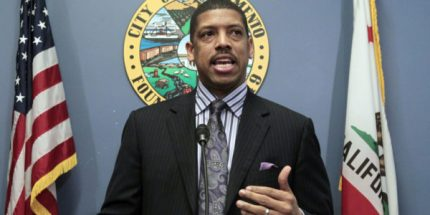 Former NBA Player and Now Mayor Kevin Johnson Speaks on Baltimore Uprising