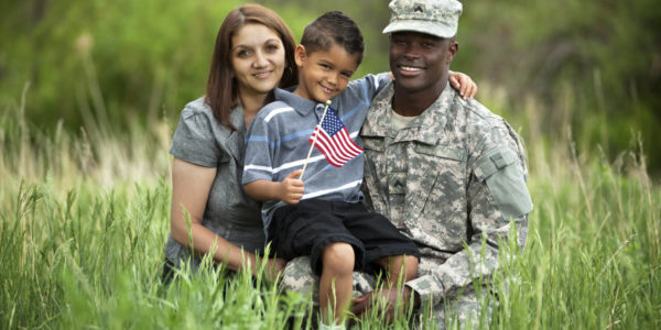 Fisher House Foundation and Talk Radio Honor Military Families