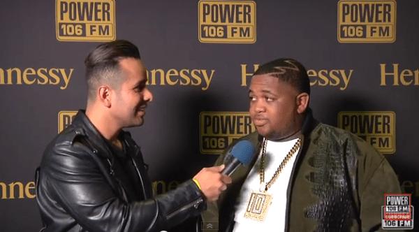 DJ Mustard Talks Getting His Label Off the Ground