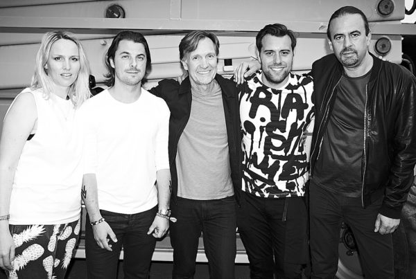 UNIVERSAL MUSIC PUBLISHING RENEWS EXCLUSIVE GLOBAL DEALS WITH AXWELL AND SEBASTIAN INGROSSO