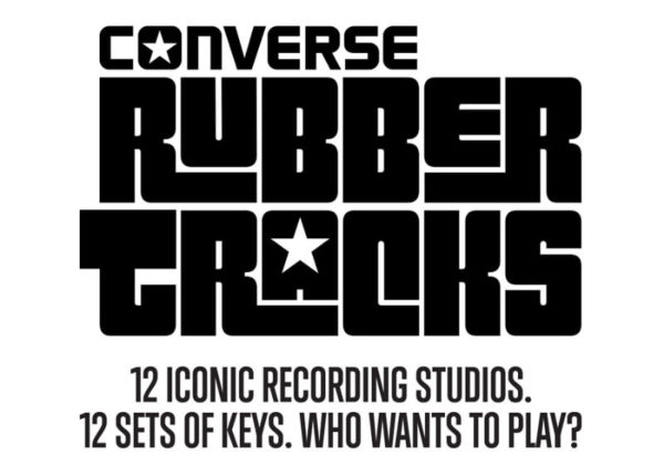 Converse Rubber Tracks Brings Iconic Studio Experience to Aspiring Musicians 1