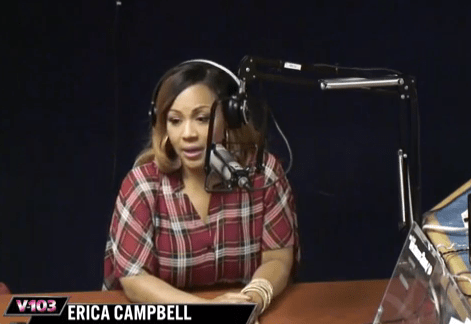 Erica Campbell Talks Rachel Dolezal and Embracing Who You Are