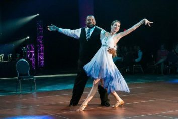 Kenya Cabine Dances to Raise $11,000 Toward a Cure for his Mom's Alzheimer's