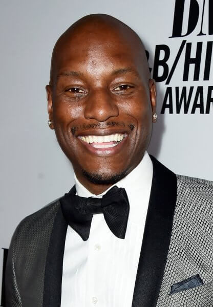 BEVERLY HILLS, CA - AUGUST 28: Recording artist Tyrese attends the 2015 BMI R&B/Hip-Hop Awards at Saban Theatre on August 28, 2015 in Beverly Hills, California. (Photo by Frazer Harrison/Getty Images for BMI)