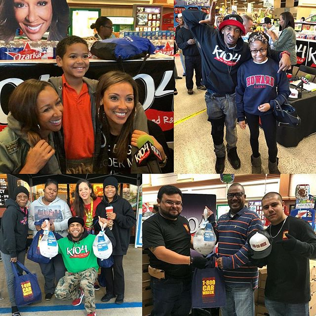 DeDe in the Morning: Turkey Giveaway 2015 2