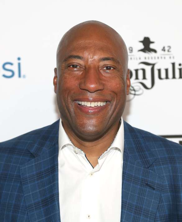 BEVERLY HILLS, CALIFORNIA - JUNE 22: Icon Award Honoree Byron Allen attends the Culture Creators 4th Annual Innovators & Leaders Awards Brunch at The Beverly Hilton Hotel on June 22, 2019 in Beverly Hills, California. (Photo by Jerritt Clark/Getty Images for Culture Creators)