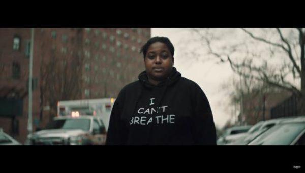 Bernie Sanders Releases Powerful Ad Featuring Erica Garner
