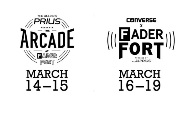 The FADER FORT Returns to Austin for 15th Year with Two Events, Spanning Six Days, March 14-19 (PRNewsFoto/The FADER)