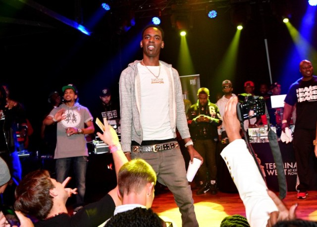 ATLANTA'S RISING STARS OF R&B/HIP-HOP BROUGHT THE HOUSE DOWN AT THE BMI URBAN SHOWCASE  HOSTED BY EMPIRE STAR BRE-Z AT TERMINAL WEST 2