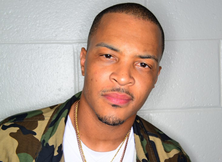 ATLANTA, GA - JUNE 18: T.I. poses for Portrait at Birthday Bash at Philips Arena on June 18, 2016 in Atlanta, Georgia. (Photo by Prince Williams/WireImage)