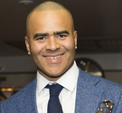 HAMILTON's George Washington, Emmy and Grammy Award-winner Christopher Jackson, joins the cast of PBS' A CAPITOL FOURTH broadcast live from the U.S. Capitol on Monday, July 4, 2016 from 8:00 to 9:30 p.m. ET. (PRNewsFoto/Capital Concerts)