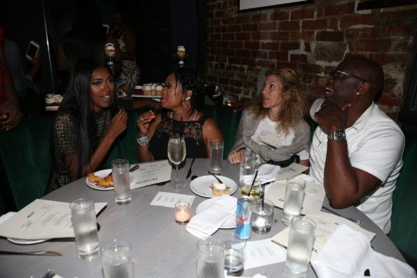 Missy Elliott and Lil Kim Attend a Star-Studded Dinner at  Jue Lan Club (PICS) 4