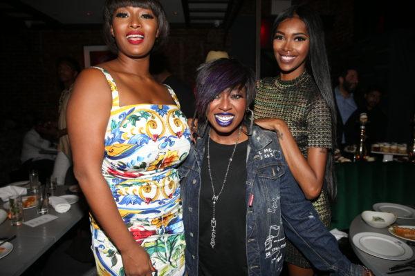 Missy Elliott and Lil Kim Attend a Star-Studded Dinner at  Jue Lan Club (PICS) 6