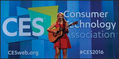 Calling All Musicians and Artists - CES 2017 is Looking for You