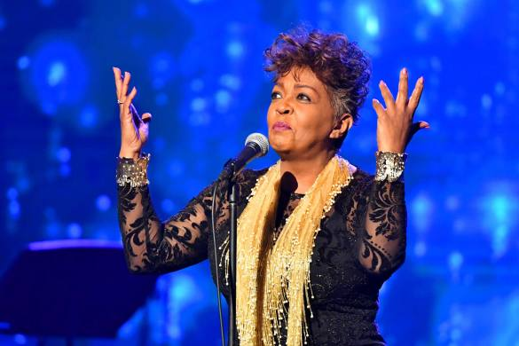 Anita Baker at the URBAN ONE HONORS on Thursday, December 5, 2019 in Oxon Hill, MD at the MGM National Harbor.