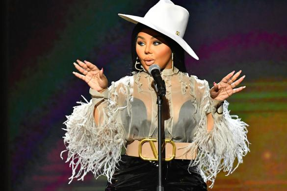 Lil' Kim at the URBAN ONE HONORS on Thursday, December 5, 2019 in Oxon Hill, MD at the MGM National Harbor.