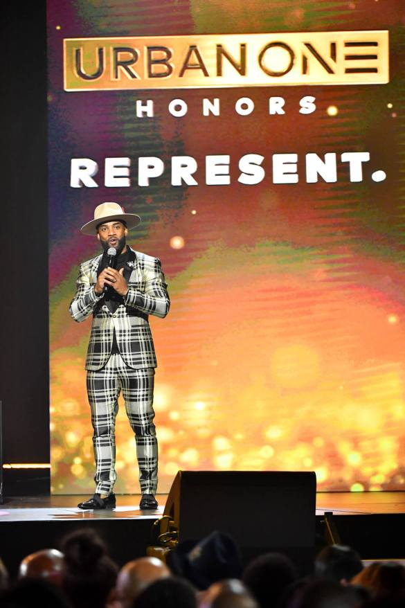 Willie Moore Jr. at the URBAN ONE HONORS on Thursday, December 5, 2019 in Oxon Hill, MD at the MGM National Harbor.
