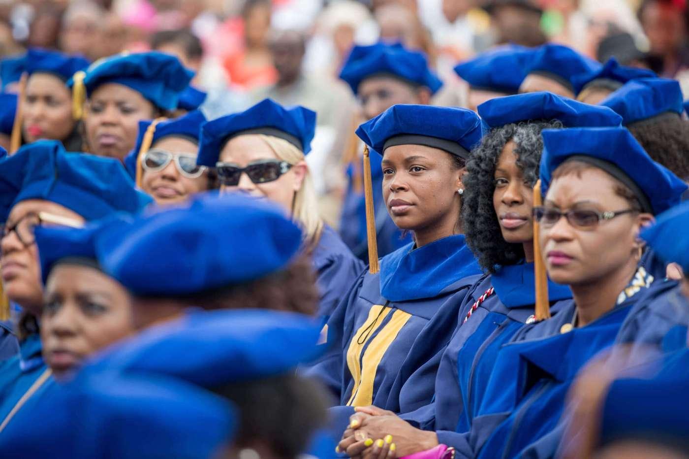 JKnight_ Photo of Howard University Graduate School Ph.D. Graduates .jpg