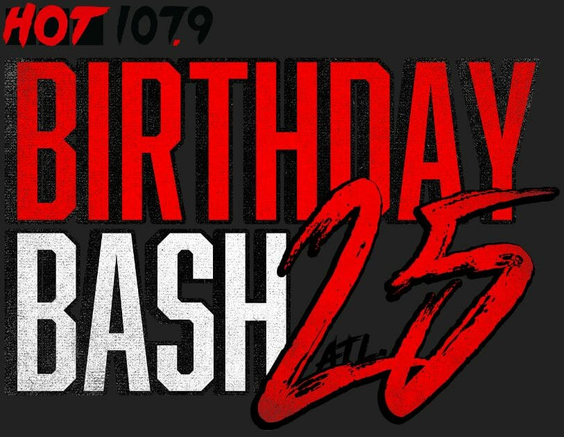 Hot 107 9 S Birthday Bash 25 Announces First Wave Of Artists Including Lil Baby Radio Facts