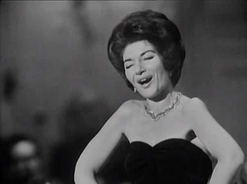 Maria Callas Live: Bizet's Carmen Habanera