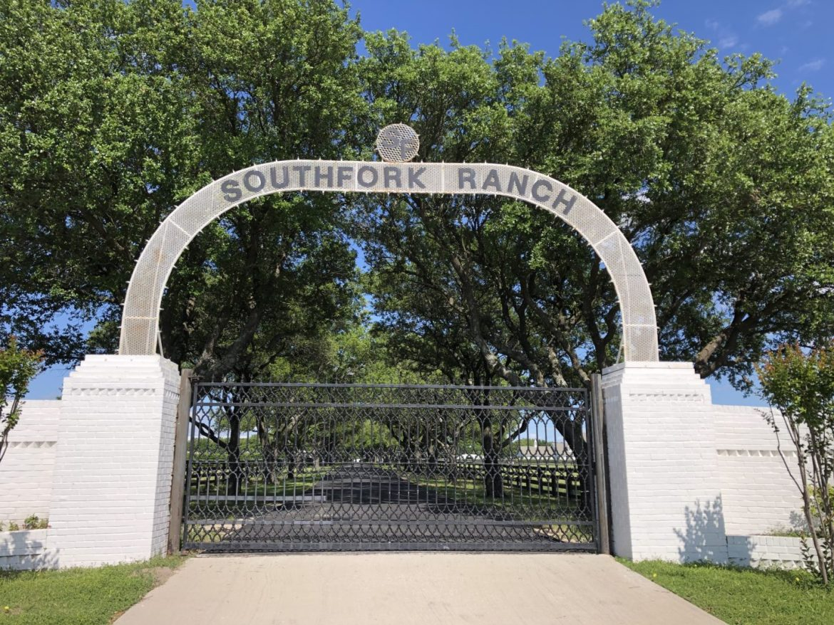 Southfork Ranch - Main Gate