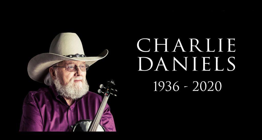 Charlie Daniels 1936 - 2020
