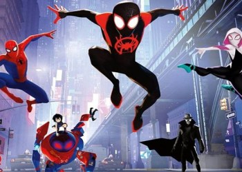 spider man into the spider verse