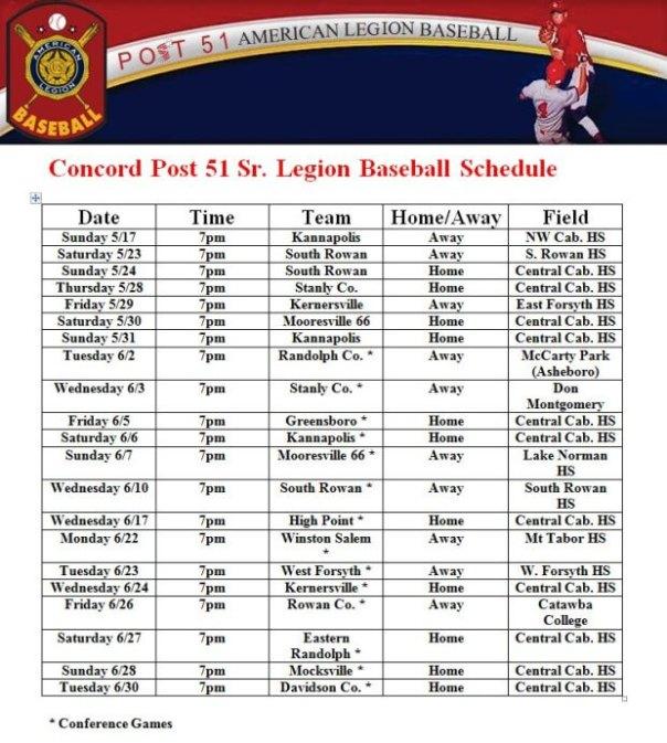 Check back for Legion coverage all season long