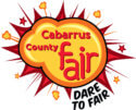 cabarrus county fair logo 2016
