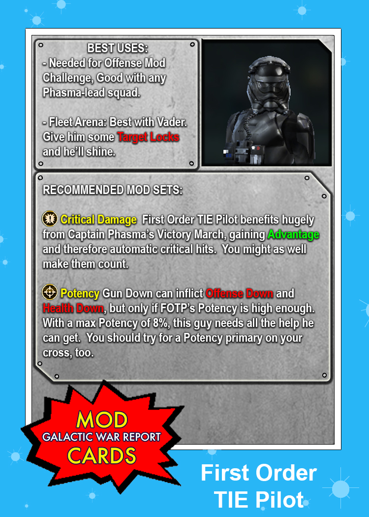 week a cheating scandal has rocked the SWGoH