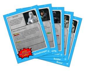 Hoth MOD CARDS