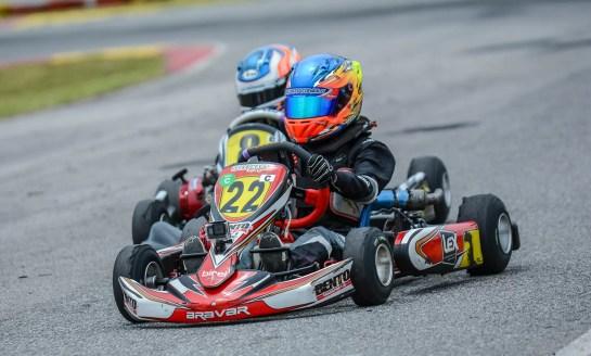 Kart: Guki Toniolo abre temporada 2020