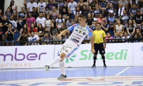 Futsal: torneio extra vai definir rebaixamento