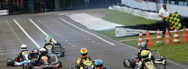 Paranaense de Kart terá etapa única
