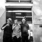 WorldwideFM Gilles Peterson with Jan Schulte // 14.06.17