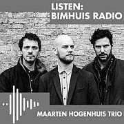 """""""Maarten Hogenhuis Trio"""" Live At Bimhuis 18.05.2019"""