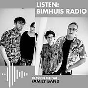 """""""Family Band"""" 12 Points Festival  25-09-2019 Live at Bimhuis"""