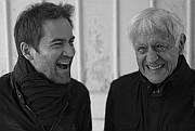Michel Portal & Roberto Negro beim Birdland Radio Jazz Festival 2019 !!!