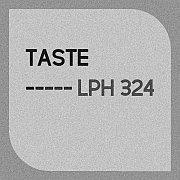 Lucky LPH 324 – Taste (1930-2007)